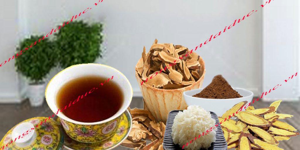 Cách dùng trà nấm linh chi bổ dưỡng