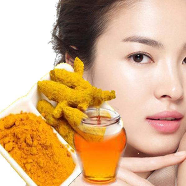 Tác dụng tinh bột nghệ vàng với dạ dày và làn da